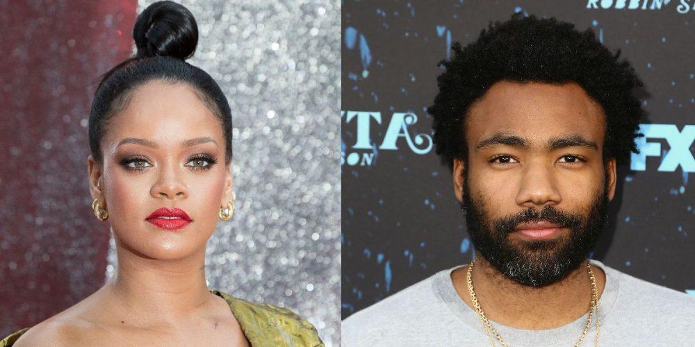 Aparece el primer tráiler de la película de Donald Glover y Rihanna