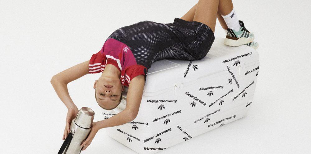 Así luce la nueva colección adidas x Alexander Wang: échale un ojo