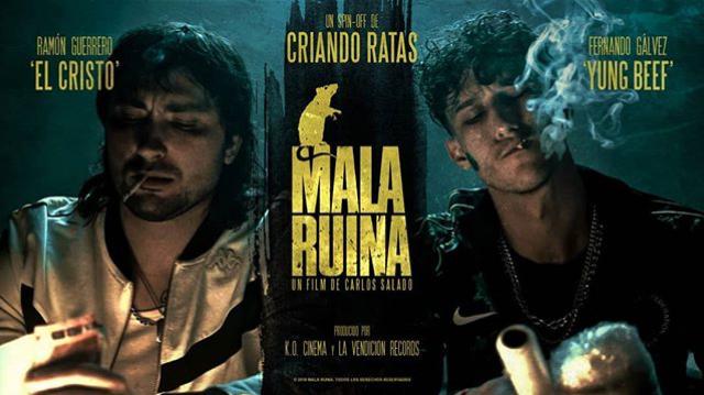 Yung Beef protagonizará su primera película: 'Mala Ruina'