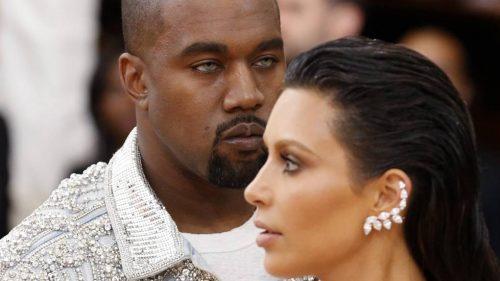 Kanye West y Kim Kardashian van a terapia por el comportamiento del rapero