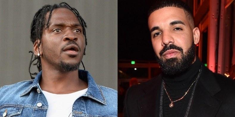 Pusha T acusa a Drake de sabotear su concierto en Toronto