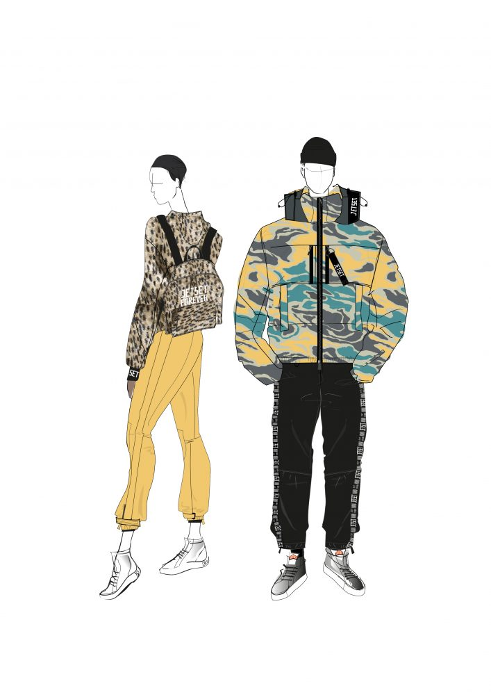 SKI JET SET A4 LOOKS AW 19 20 without frame 707x1000 - JET SET ficha al exdirector creativo de adidas Michael Michalsky