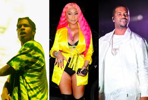 A$AP Rocky, Nicki Minaj y A$AP Ferg se unen para motivarte con 'Runnin'