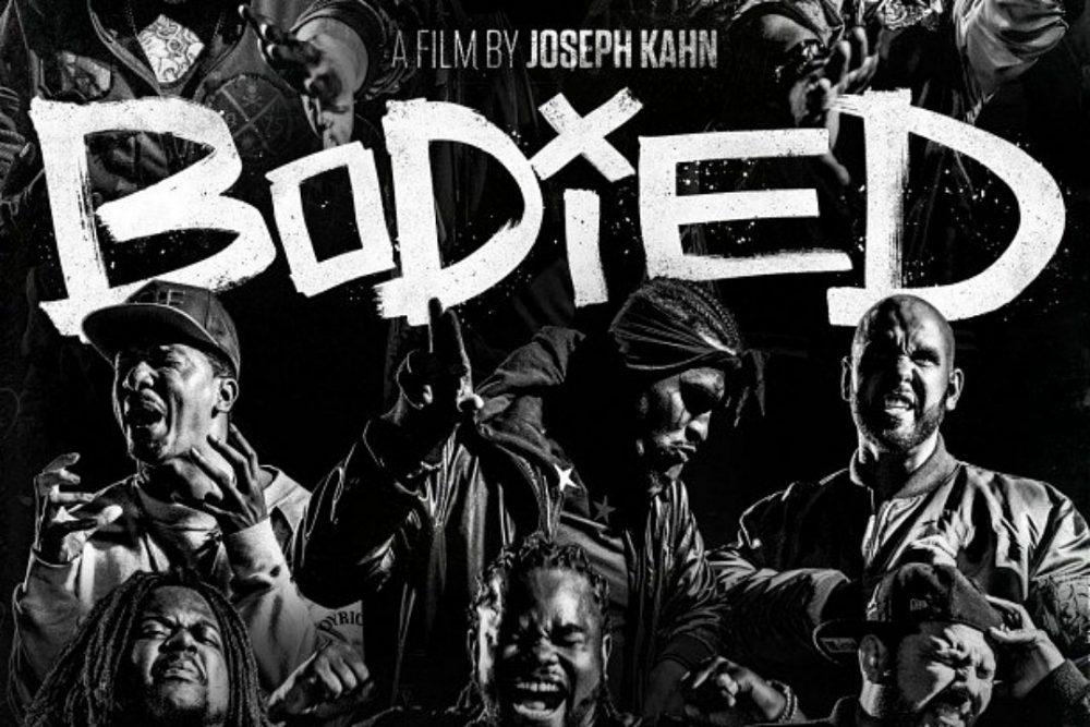 Ya en YouTube Premium la película 'Bodied', producida por Eminem