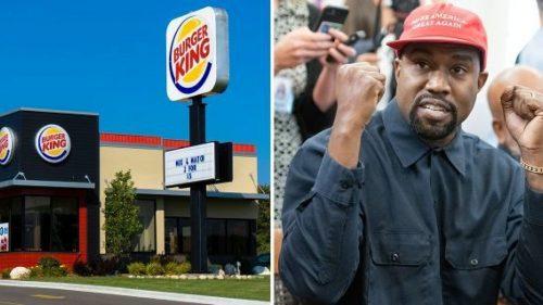 Kanye West vs Burger King: el beef de la semana en Twitter