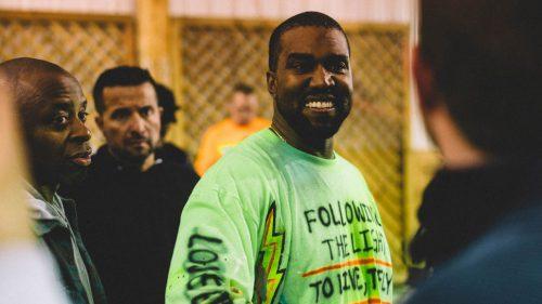 Kanye West ha hecho algunos arreglos en su disco 'YE'