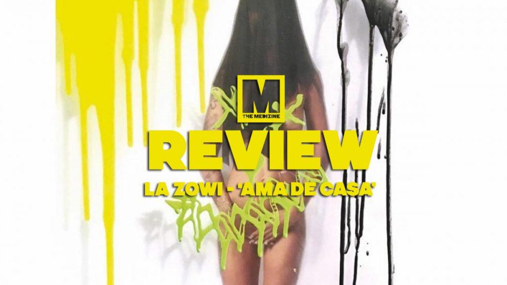 Review de 'Ama de Casa': La Zowi sube el nivel y la temperatura