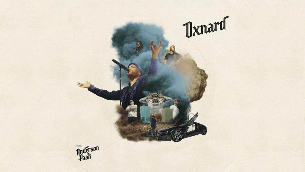 Anderson .Paak lanza su álbum 'Oxnard' y cuenta cómo surge su colaboración con J. Cole