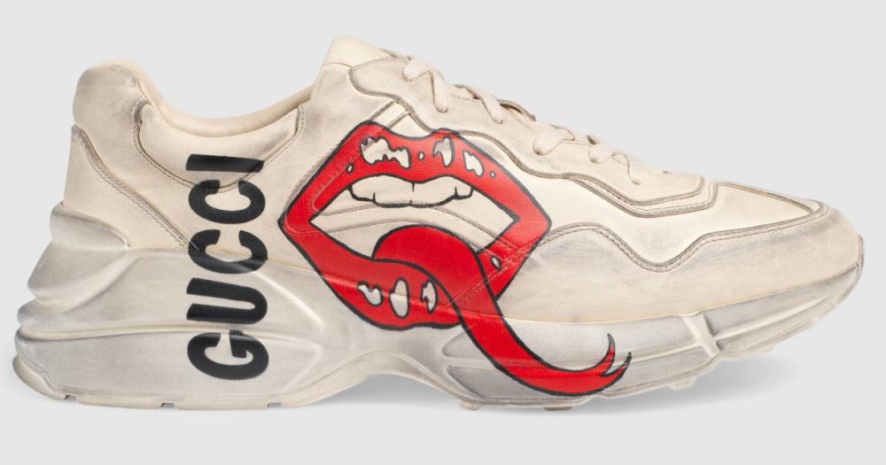 1 1000x525 - Ya están disponibles las nuevas Gucci Rhyton Sneakers