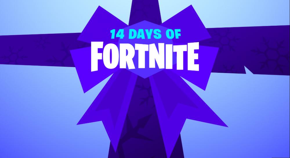 Fortnite lanza un evento de 14 días con regalos gratuitos