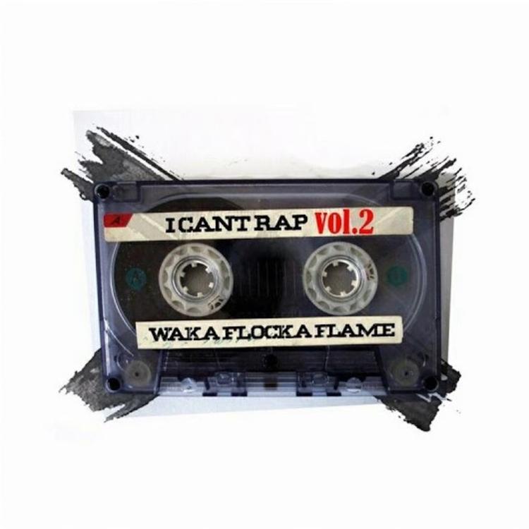 Waka Flocka Flame vuelve con «I Can't Rap Vol. 2»
