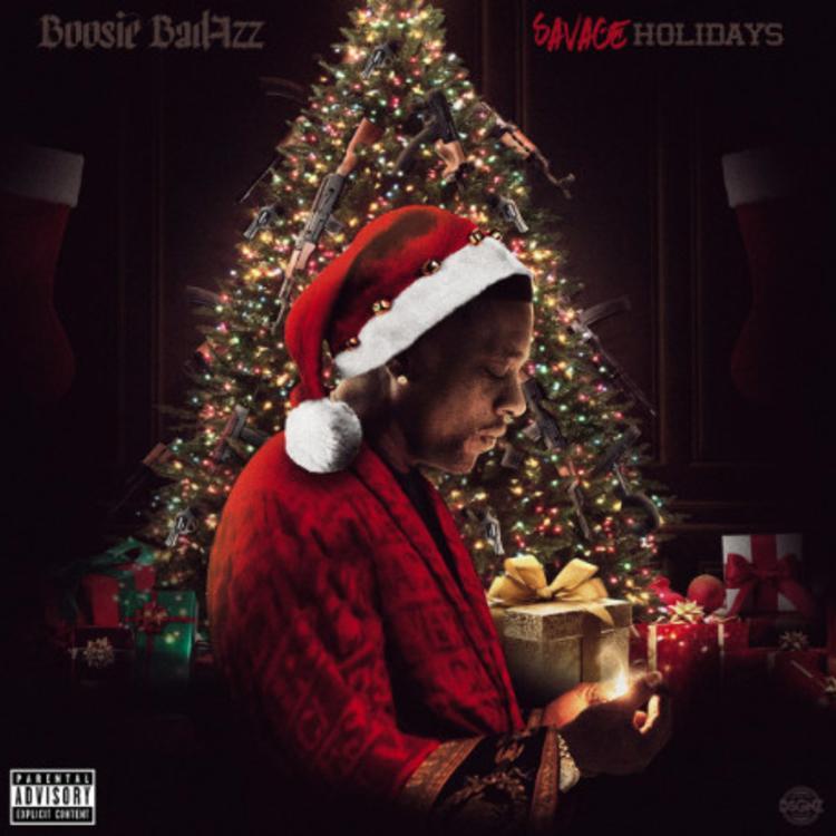 Escucha aquí 'Savage Holidays', lo nuevo de Boosie Badazz