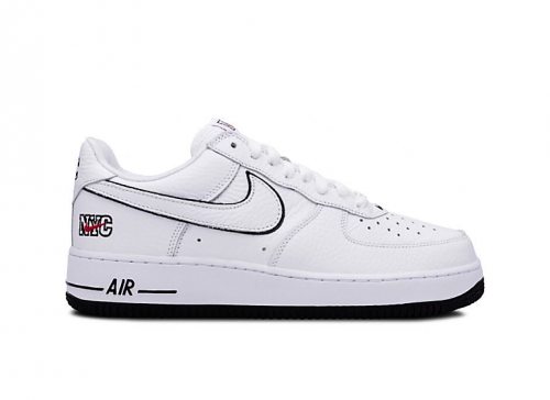 Air Force 500x364 - Nike se une a Dover Street Market para las nuevas Air Force 1 x DSMNY