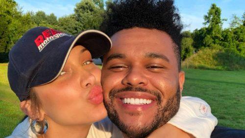 Bella Hadid dice que The Weeknd es la persona más hermosa que conoce