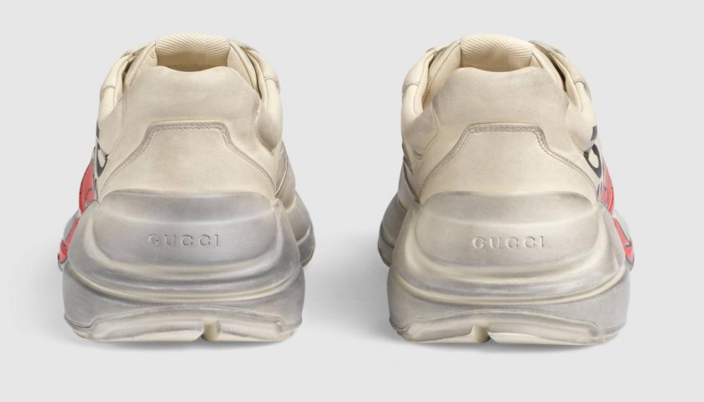 Captura de pantalla 217 1000x571 - Ya están disponibles las nuevas Gucci Rhyton Sneakers