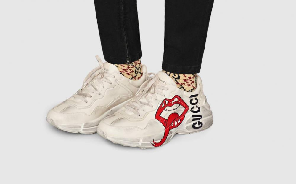 Captura de pantalla 218 1000x620 - Ya están disponibles las nuevas Gucci Rhyton Sneakers