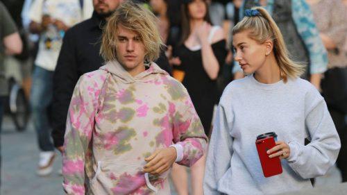 Hailey Baldwin dice que los haters están dañando su relación con Justin Bieber