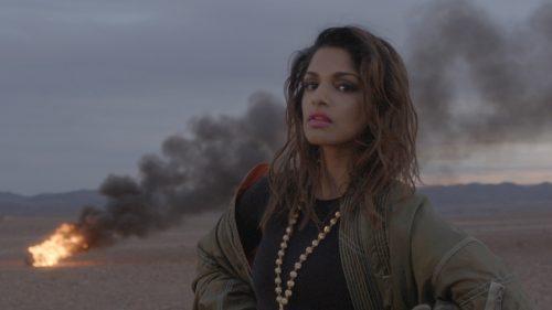 M.I.A. publica el videoclip de 'Reload' 14 años después de grabarlo