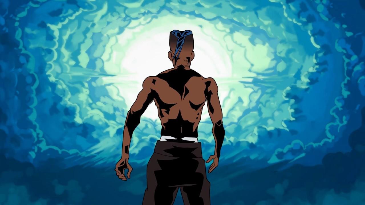XXXTentacion se lanza al anime en el vídeo póstumo de BAD!
