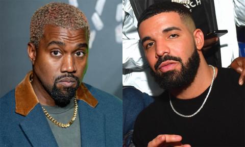 ¿El beef del año?: Kanye West la lía en Twitter con Drake