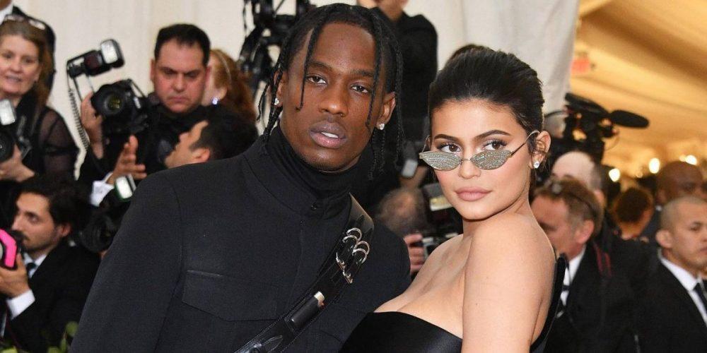 Travis Scott no le fue infiel a Kylie Jenner, el montaje se ha destapado