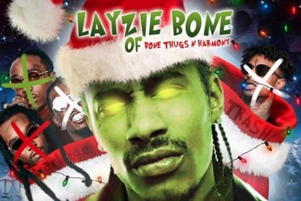 Layzie Bone ataca a Migos y 21 Savage en 'Let Me Go Migo'