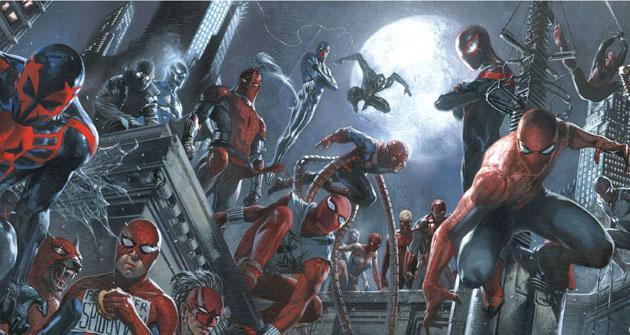 Una pequeña obra maestra llamada 'Spider-Man: un nuevo universo'