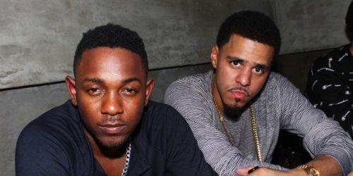 Un álbum de Kendrick Lamar y J. Cole para 2019