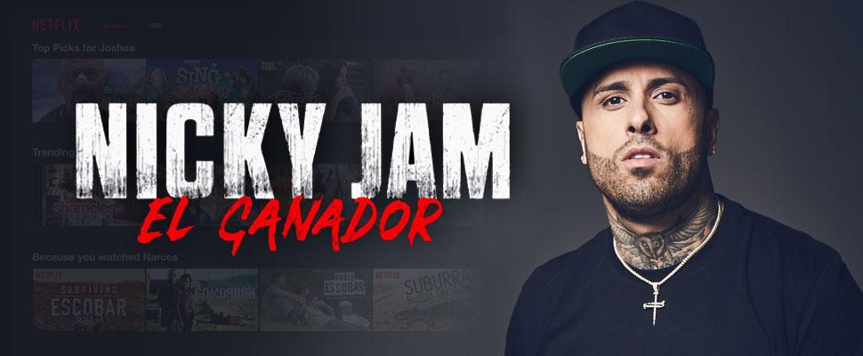 ¿Por qué hay tanto hype en torno a «Nicky Jam: El Ganador»?