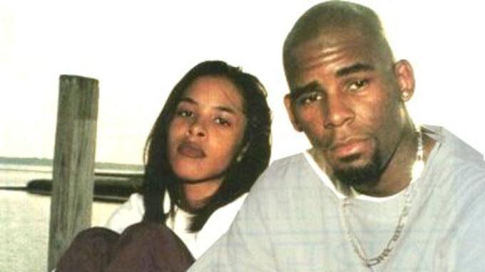 Acusan a R. Kelly de mantener relaciones sexuales con Aaliyah cuando tenía 15 años