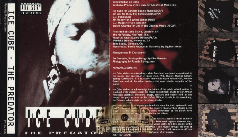 'The Predator': Ice Cube contra el mundo en los noventa