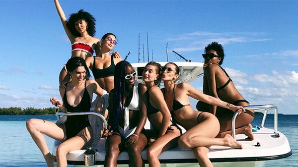 Kendall Jenner y Soulja Boy irán a los juzgados por el Fyre Festival