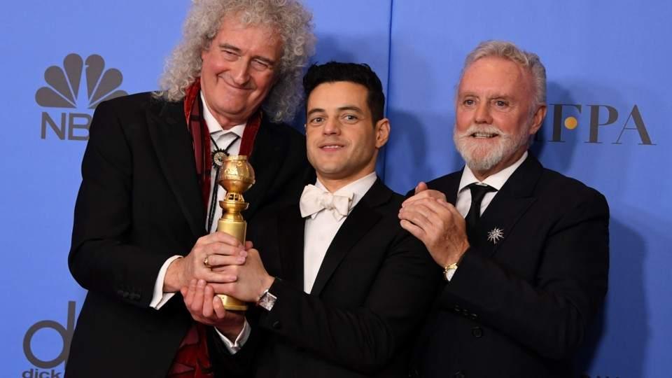 Globos de Oro 2019: triunfo para 'Bohemian Rhapsody' y la «Water Fiji Girl»