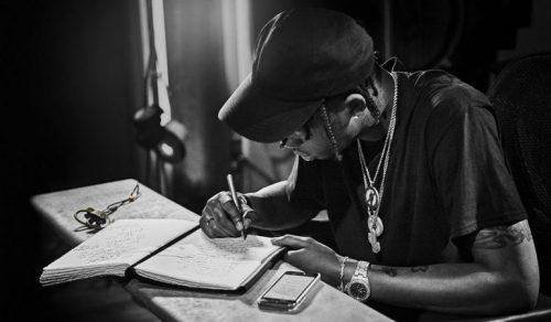 El arte de escribir, o no escribir, en el mundo del hip hop