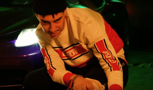 Kidd Keo vuelve a la escena con el videoclip de 'Pitbull'