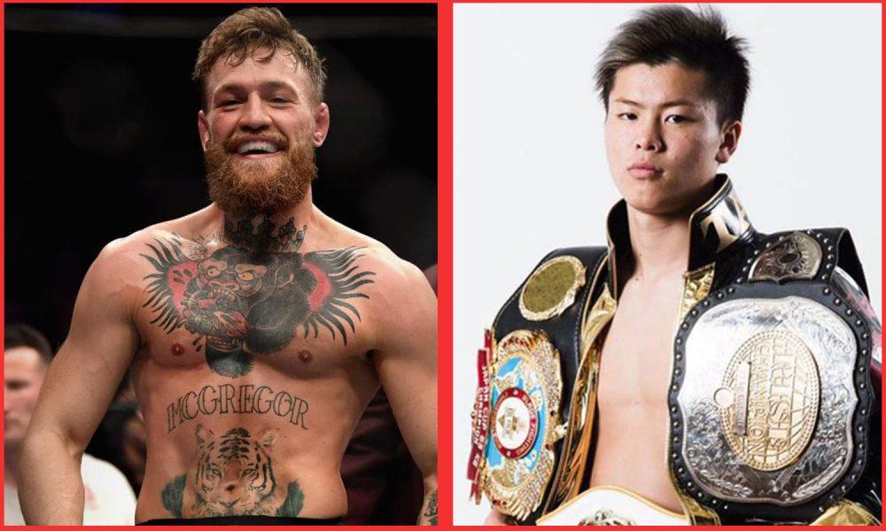 ¿Habrá combate? Nasukawa acepta el reto de McGregor