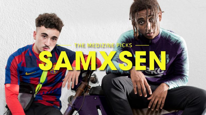 Samxsen: el sonido que rebuscas en los States pero made in Barcelona