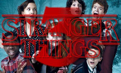 «Stranger Things» anuncia la fecha para su tercera temporada