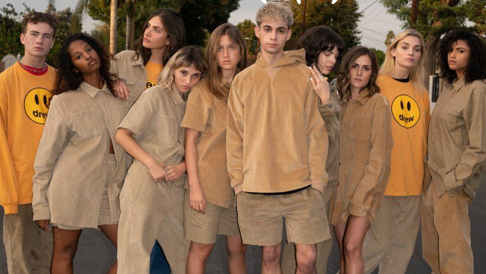 Justin Bieber ha sacado Drew House, su propia línea de ropa