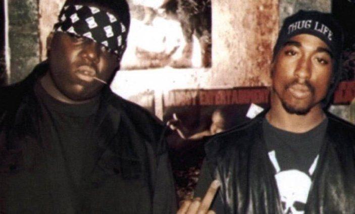«Hit 'Em Up» de Tupac contra Biggie: ¿el mejor diss track de la historia?