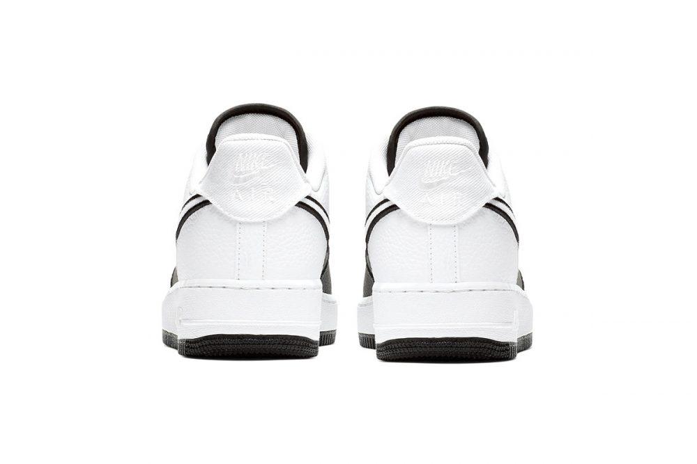 https   hypebeast.com image 2019 01 nike two toned air force 1 black white release 003 1000x667 - Nike le da un giro a las AF1 con tres modelos en dos tonos