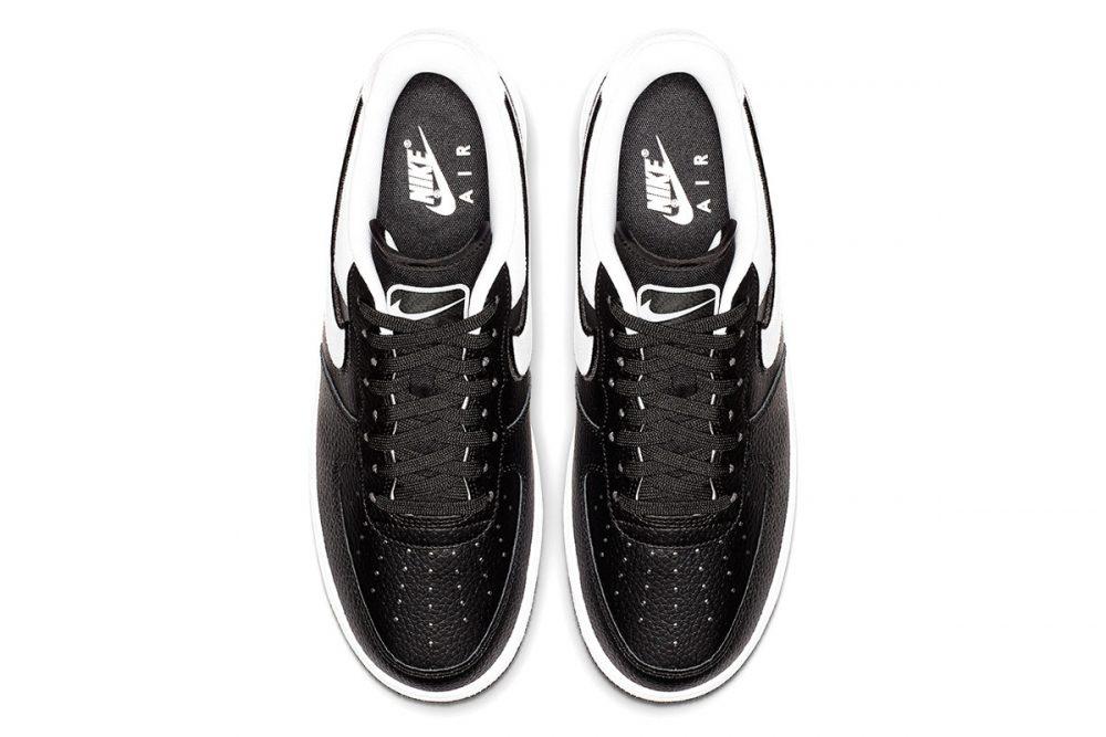 https   hypebeast.com image 2019 01 nike two toned air force 1 black white release 004 1000x667 - Nike le da un giro a las AF1 con tres modelos en dos tonos