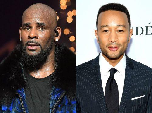 John Legend no se corta un pelo y llama a R. Kelly «violador de niños en serie»