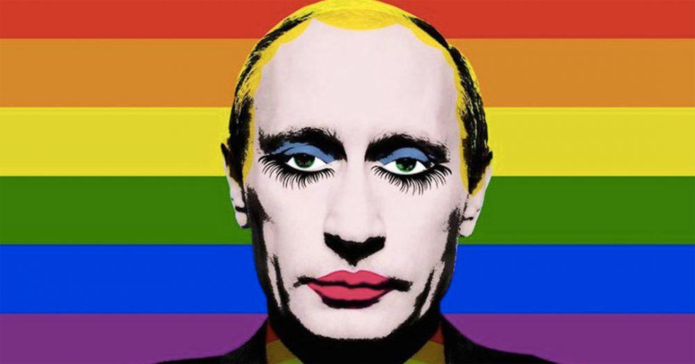 #PutinSoFab: la ilustración de Putin censurada por el gobierno
