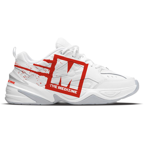 melonkicks themedizine - ¡Sorteamos unas Nike M2K Tekno The Medizine by @MelonKicks y un felpudo exclusivo!