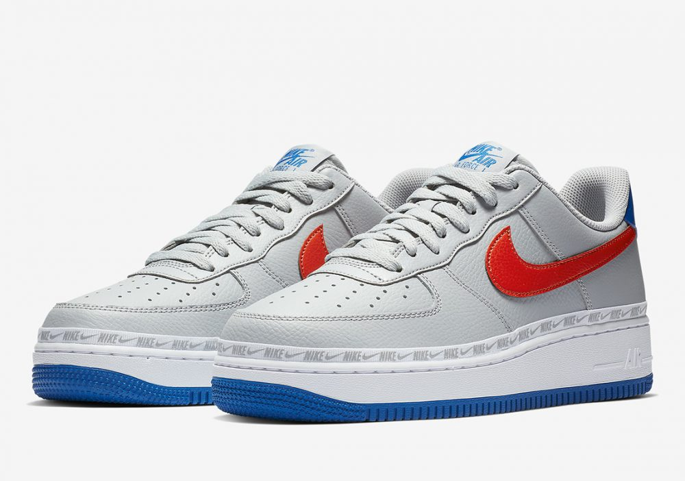 nike air force 1 CD7339 001 5 1000x702 - Descubre los detalles de las Nike Ribboned Air Force 1 Low de los Knicks