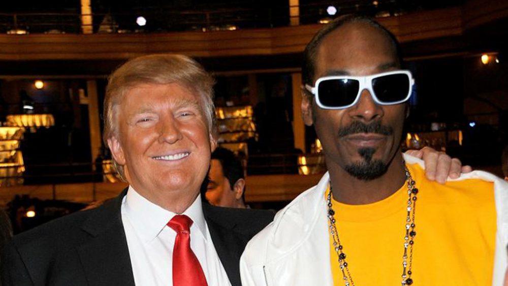Snoop Dogg a Trump: «Eres un trozo de mierda»