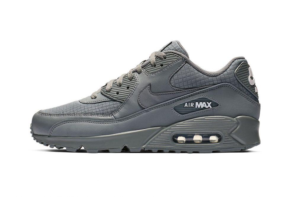 2 5 1000x666 - Las nuevas Nike Air Max 90 apuestan por el 'Cool Grey'