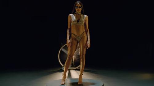 Ciara saca su lado más sexy en el videoclip de 'Greatest Love'