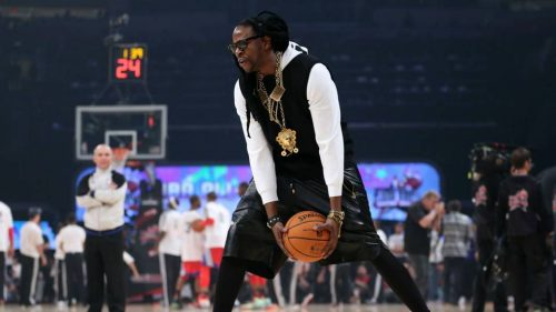 2 Chainz critica a la NBA por no invitarle al All-Star de celebrities